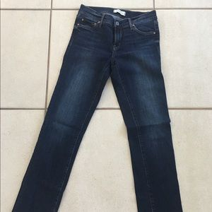 Principle straight leg jeans